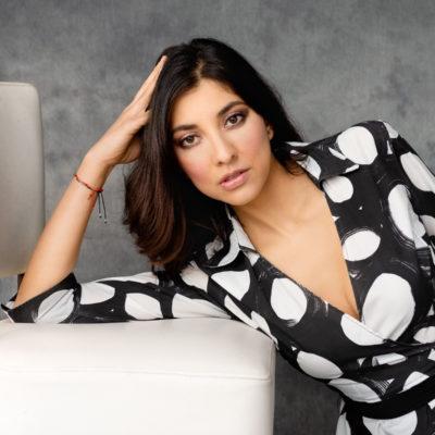 Modefotografie en portretfotografie van Adriana