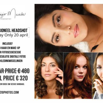 Headshot – One Day Only